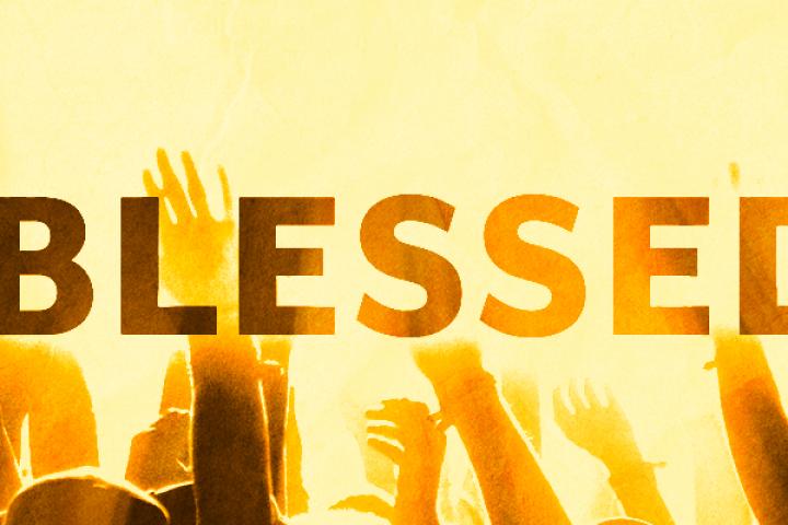 Blessed Sermon Series