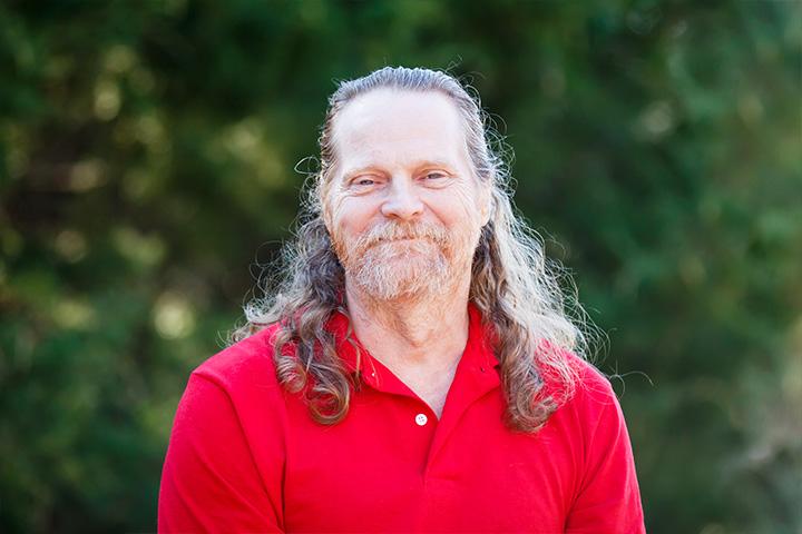 Custodian of CrossRidge Church Steve Floyd