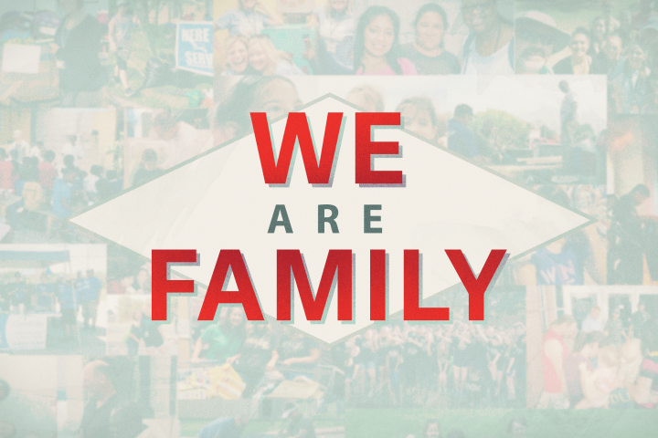 We Are Family Sermon Series from CrossRidge Church