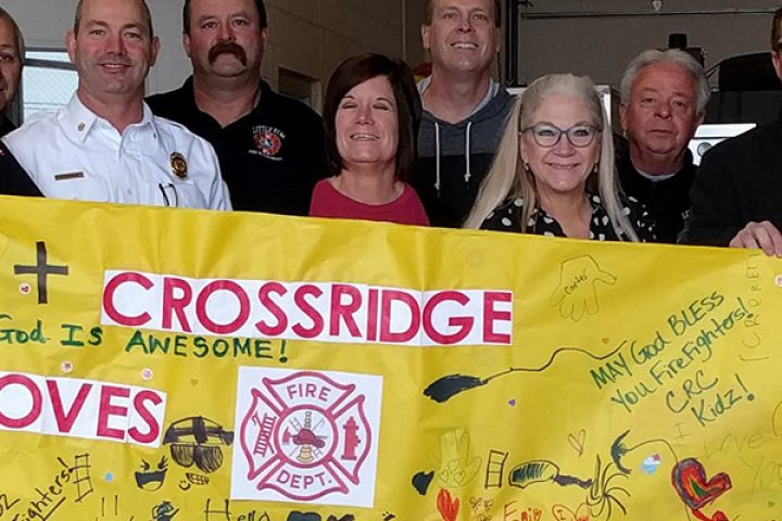 2018 CrossRidge February Dollar Day for the Little Elm Fire Deparment