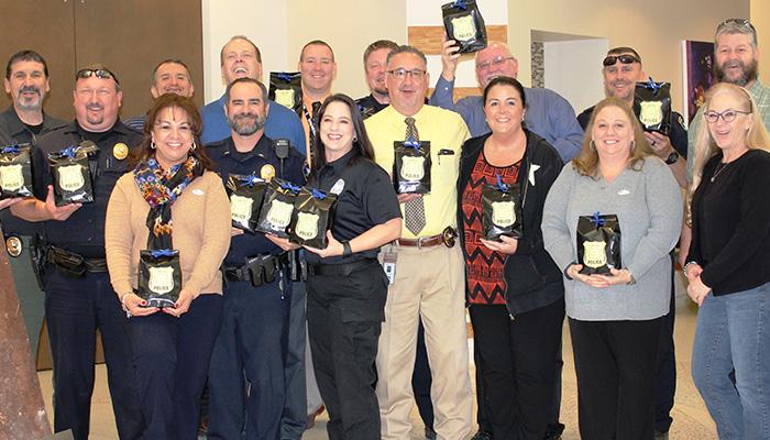 Dollar Day for Little Elm Police Department