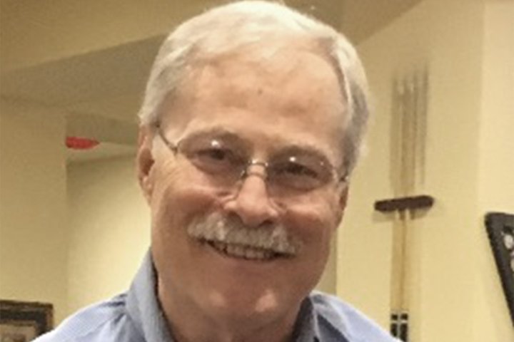 Doyle Shipman, an elder at CrossRidge Church