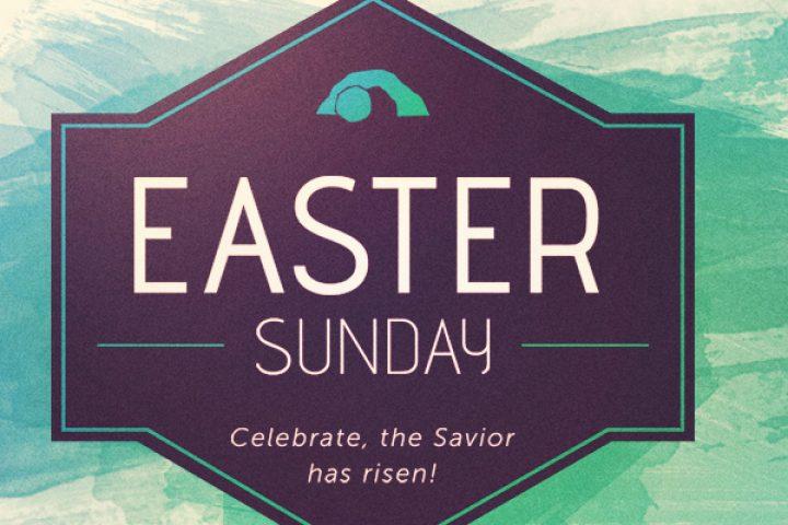 Easter Service at CrossRidge Church
