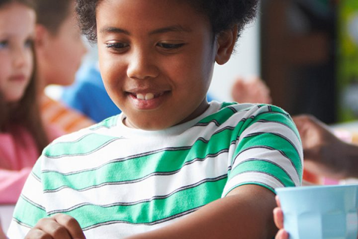 Lovepacs blessing children in need in Little Elm - Dollar Days at CrossRidge