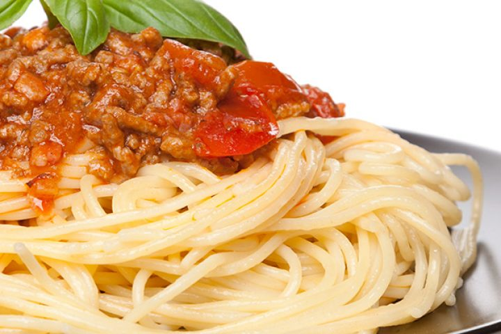 Spaghetti Lunch Fundraiser for students at CrossRidge Church