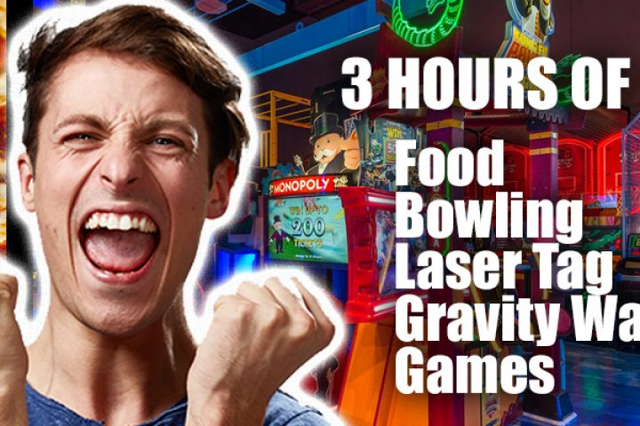 Bowling, Pizza, Arcade,and more on March 14th