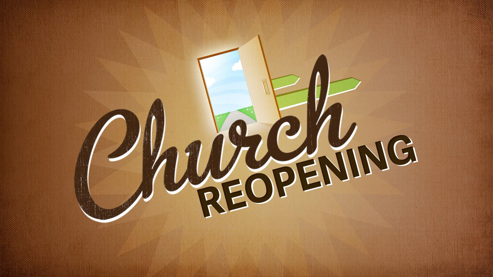 Reopening Services Crossridge Church